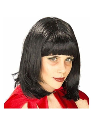 Little Dead Riding Hood Costume Wig