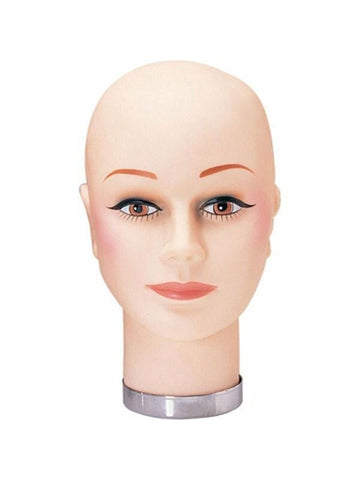 Female Wig Head Stand