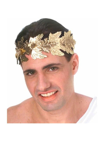 Roman Gold Head Wreath