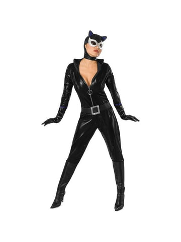 Adult Sexy Catwoman Suit Costume-COSTUMEISH