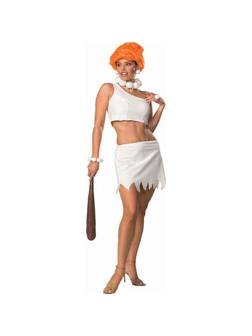 Adult Sexy Wilma Flintstone Costume-COSTUMEISH