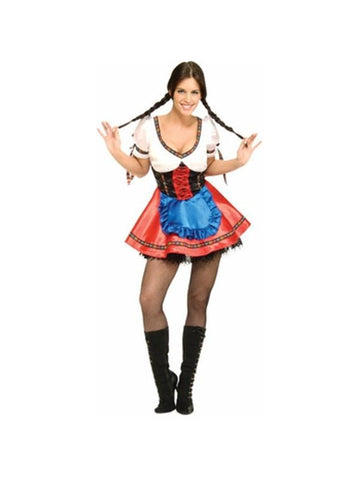 Adult St. Pauli Girl Beer Costume-COSTUMEISH