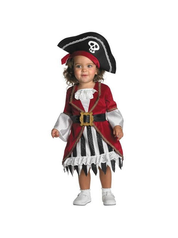 Infant Pirate Princess Costume-COSTUMEISH