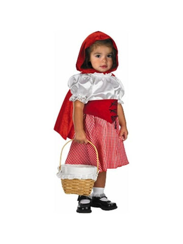 Baby Little Red Riding Hood Costume-COSTUMEISH