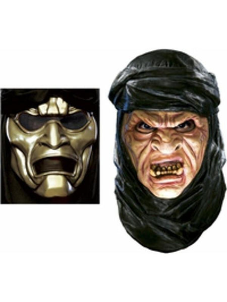 Deluxe Immortal 300 Movie Costume Mask | Costumeish ...