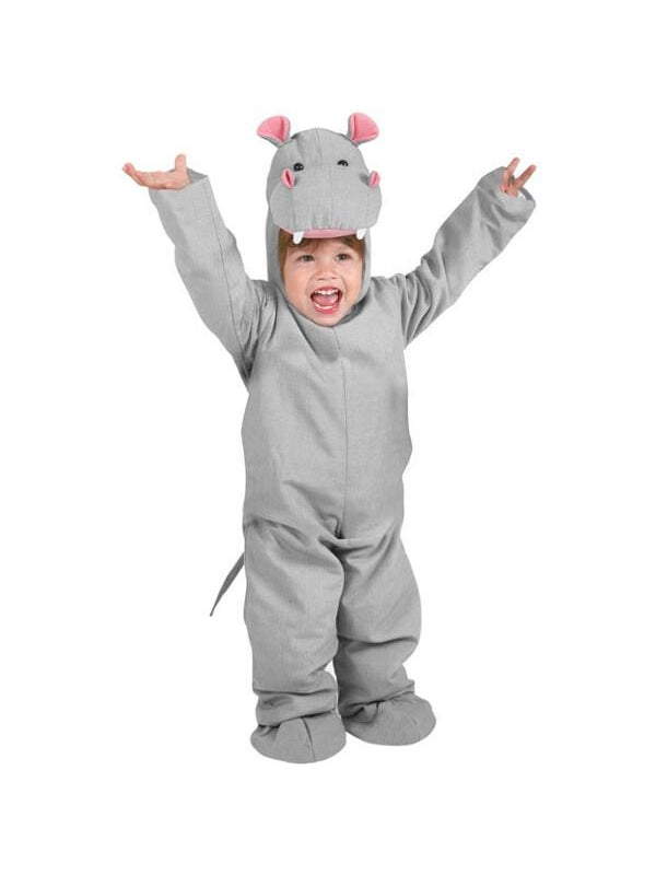 Child Hippo Costume-COSTUMEISH