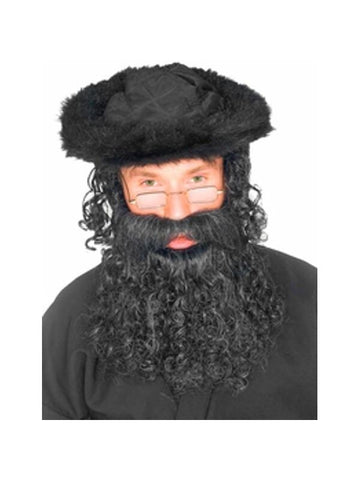 Rabbi Costume Hat-COSTUMEISH
