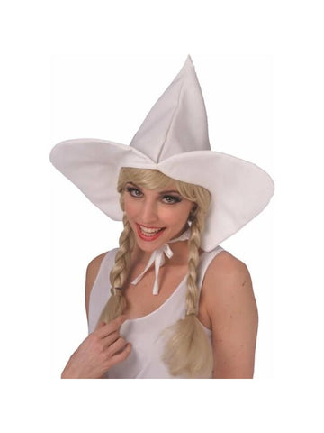 Dutch Girl Costume Hat-COSTUMEISH