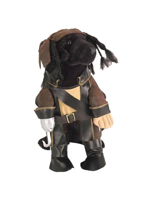 Pirate King Dog Costume-COSTUMEISH