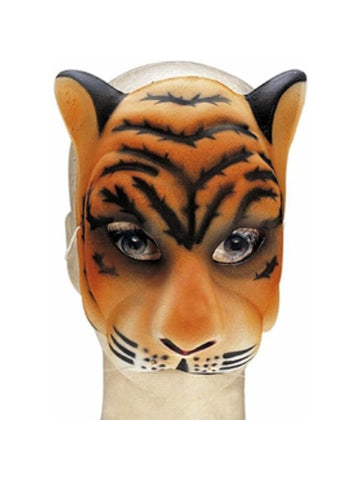 Tiger Costume Face Mask-COSTUMEISH