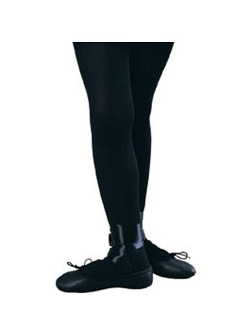 Childs Solid Black Tights