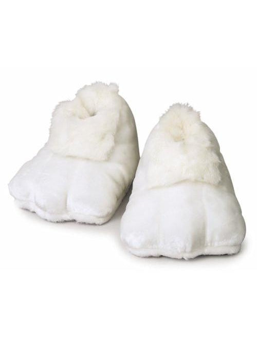 Adult Bunny Costume Shoes-COSTUMEISH