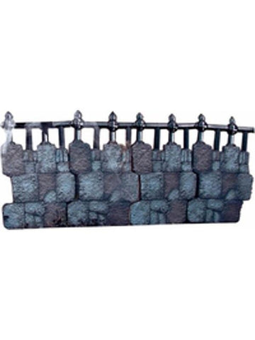 Fake Iron Cemetery Fence Kit