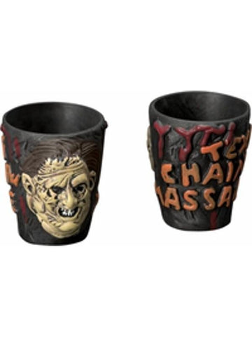 Leatherface Shot Glasses-COSTUMEISH