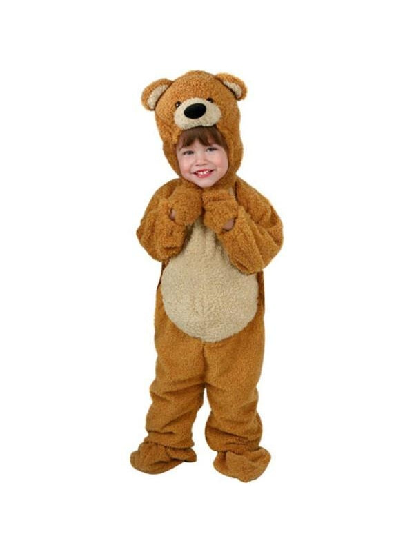 Toddler Honey Bear Costume-COSTUMEISH