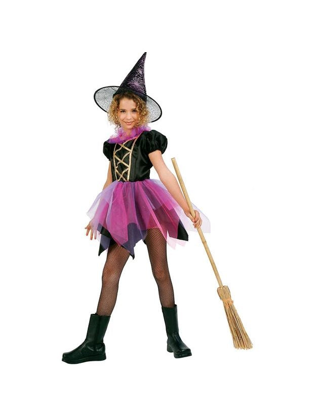 Child's Witch of Fairyland Costume-COSTUMEISH