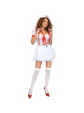 Adult Sexy Anita Nurse Costume