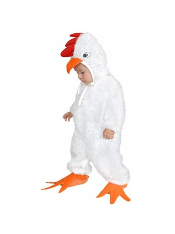 Toddler Chicken Costume-COSTUMEISH