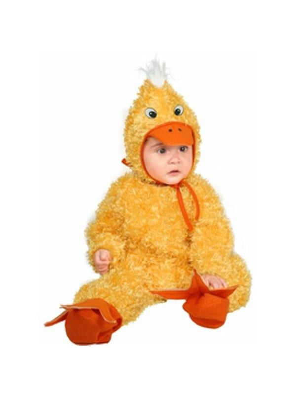 Baby Rubber Ducky Costume-COSTUMEISH