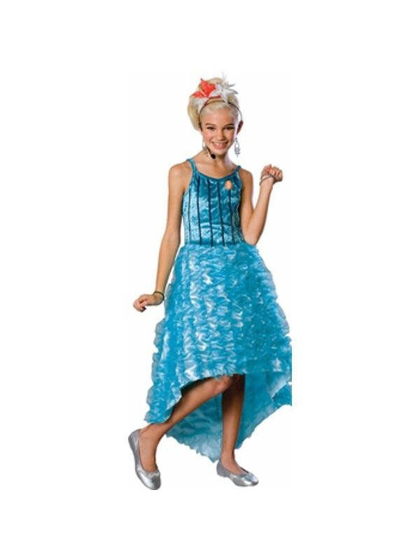 Childs High School Musical Deluxe Sharpay Costume-COSTUMEISH