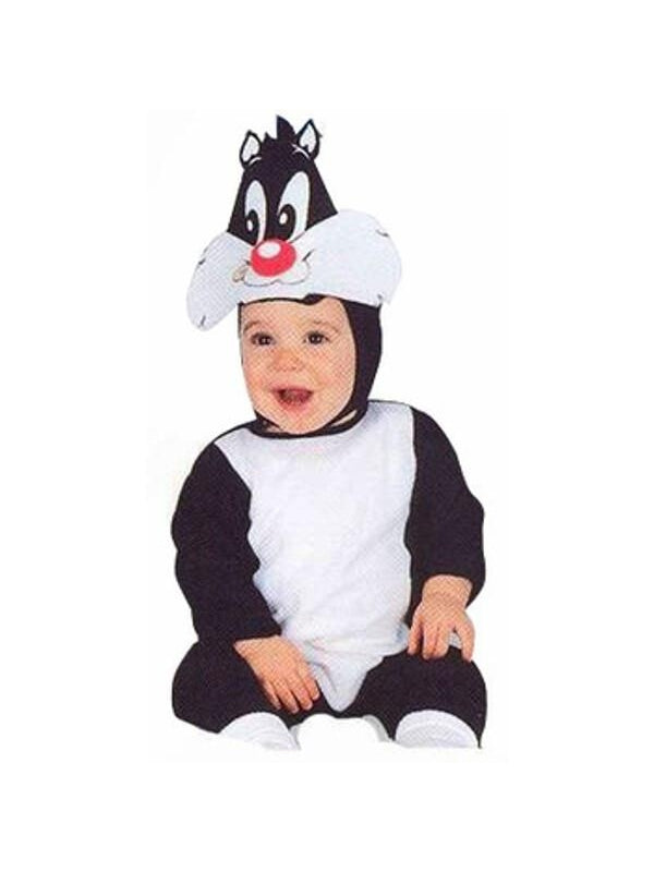 Baby Sylvester The Cat Costume-COSTUMEISH