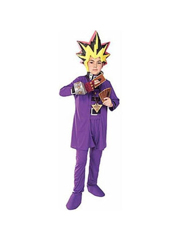 Childs Deluxe Yugioh Costume
