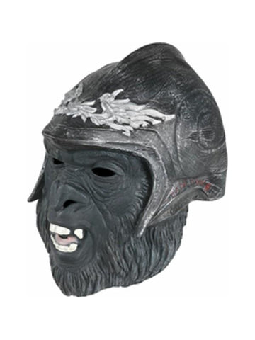 Adult Planet Of The Apes Attar Costume Mask-COSTUMEISH