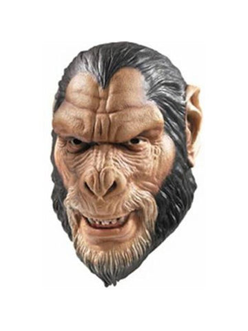 Adult Planet Of The Apes Thade Costume Mask-COSTUMEISH