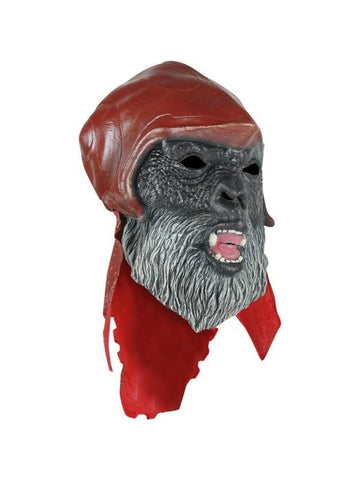 Adult Planet Of The Apes Gorilla Warrior Mask-COSTUMEISH