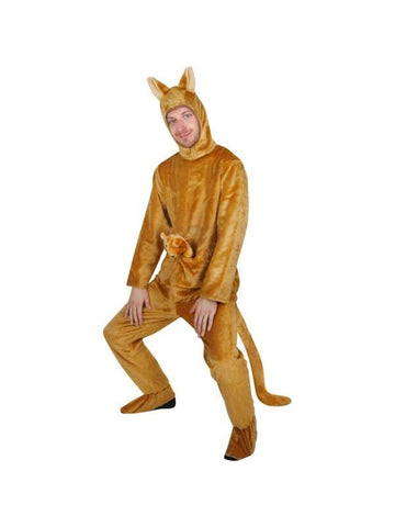 Adult Kangaroo Costume-COSTUMEISH