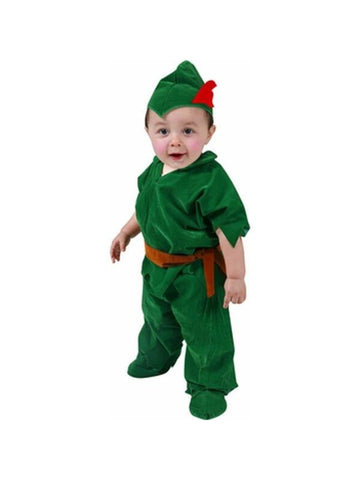 Toddler Deluxe Peter Pan Costume-COSTUMEISH