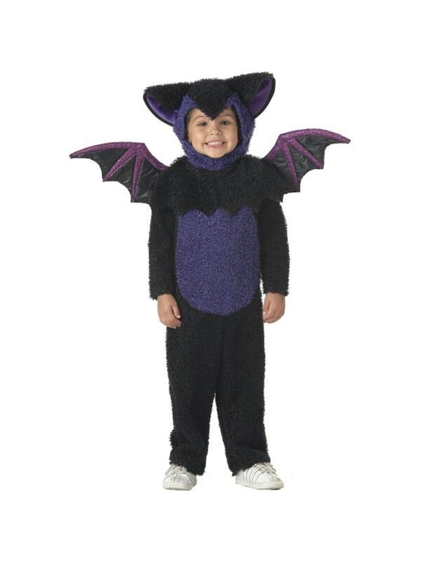 Toddler Adorable Bat Costume-COSTUMEISH
