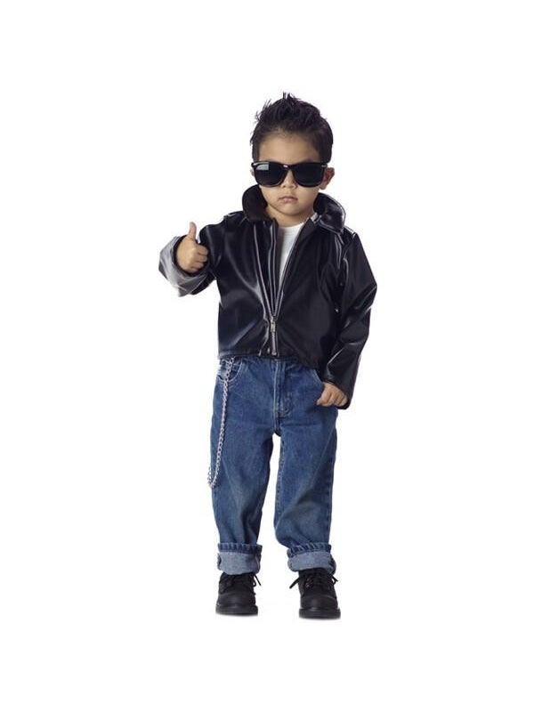 Toddler Grease 50's Boy Costume-COSTUMEISH