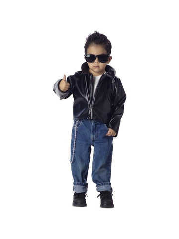 Child Greaser 50's Boy Costume-COSTUMEISH