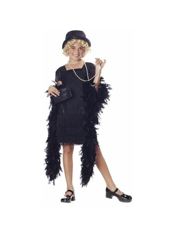 Child's Rag Time Flapper Dress Costume