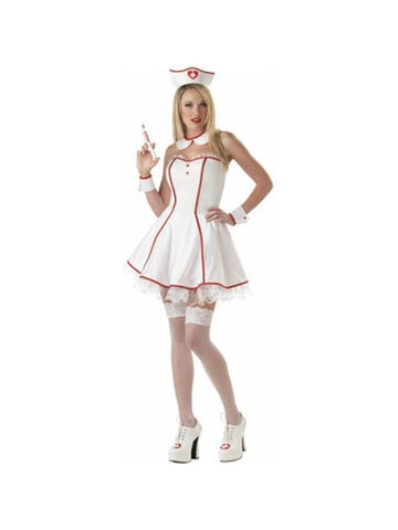 Adult Sweetheart Sexy Nurse Costume