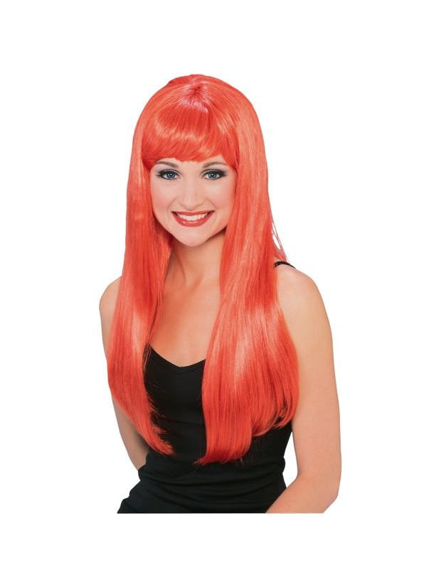 Adult Ariel Little Mermaid Wig-COSTUMEISH