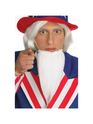 Uncle Sam Beard-COSTUMEISH
