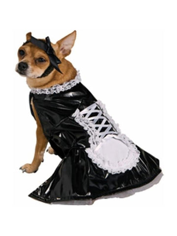 French Maid Dog Costume-COSTUMEISH