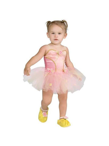 Childs Pink Ballerina Girl Costume-COSTUMEISH