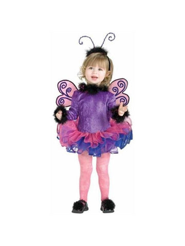 Childs Purple Butterfly Costume