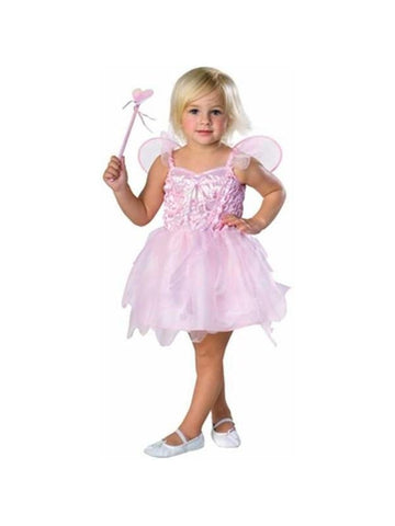 Toddler Butterfly Princess Costume-COSTUMEISH