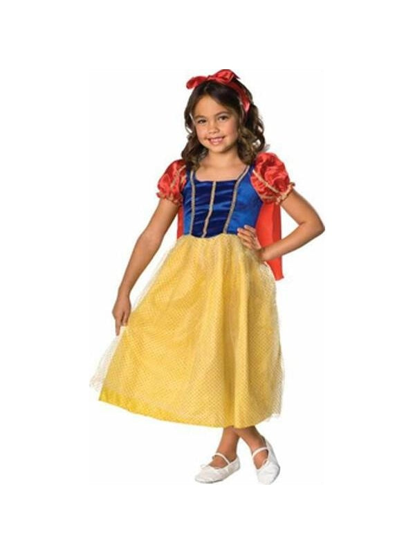 Child's Snow White Costume-COSTUMEISH