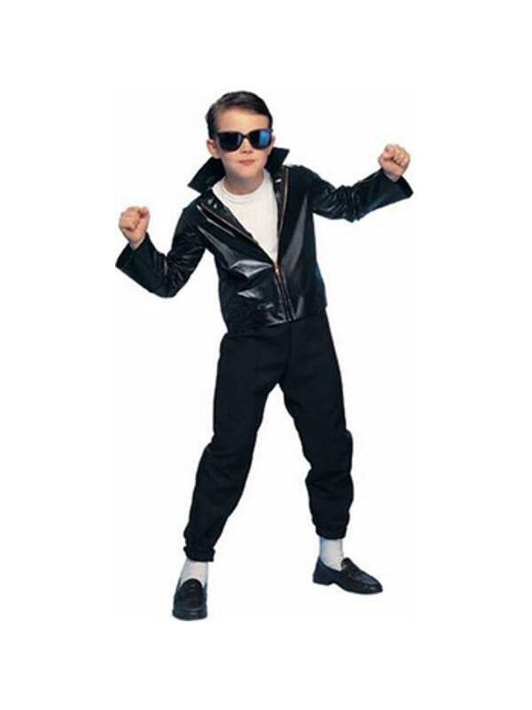Child's 50's Greaser Costume-COSTUMEISH