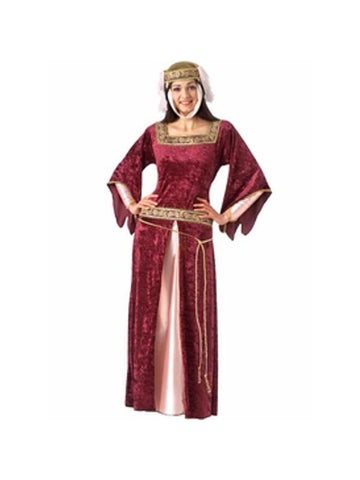 Adult Deluxe Maid Marion Renaissance Costume-COSTUMEISH