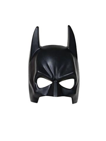 Childs Batman Costume Mask-COSTUMEISH