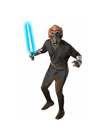 Adult Clone Wars Plo Koon Star Wars Costume