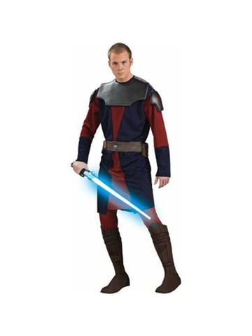Adult Clone Wars Deluxe Anakin Skywalker Costume