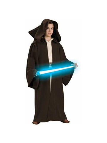 Child's Super Deluxe Jedi Robe Costume-COSTUMEISH