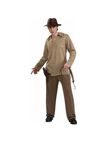 Adult Indiana Jones Costume-COSTUMEISH